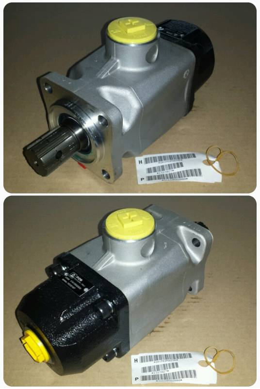 Поршневой насос DARK P1-4D 50 ISO 201PE050ZSE